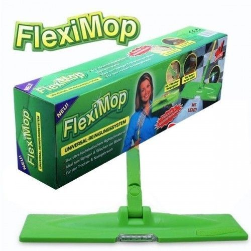 Smart Flexi Mop With LED Light