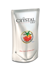 crystal double stem cell