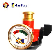 gas fuse safety device
